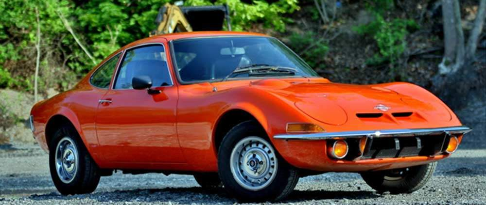 Oltimer kaufen – welches Modell ist das richtige: Opel GT