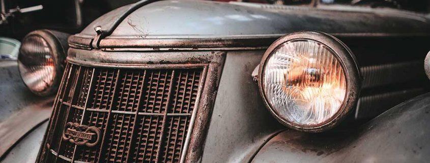 Patina – Oldtimer zwischen toprestauriert und Scheunenfund