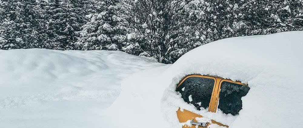 Oldtimer-Überwinterung: Risiken & Tipps für die Winterruhe
