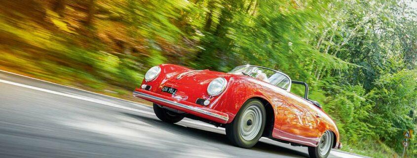 Porsche Speedster: Heute eine Million Euro wert